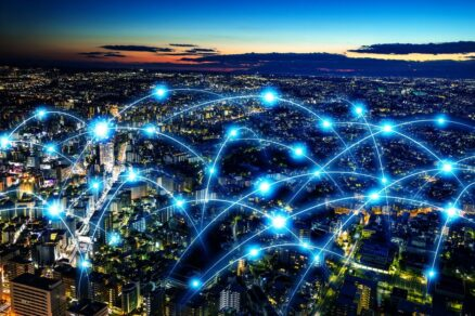Internet Connections Across a City
