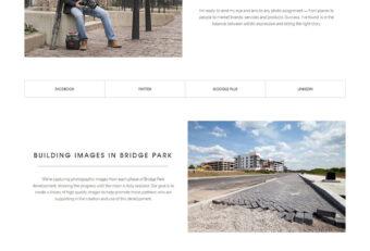 Website Design for ckpimages.com