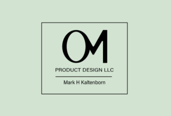 OM Product Design Business Card