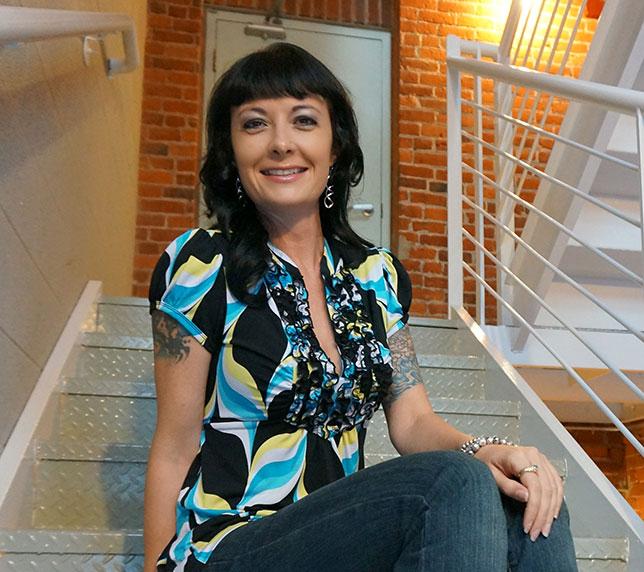 Jessica Hood - Bluetera CEO