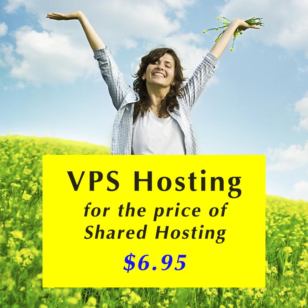 Infosaic Virtual Private Server VPS Facebook Ad