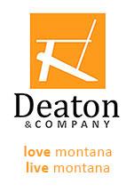 Love Montana. Live Montana. Logo