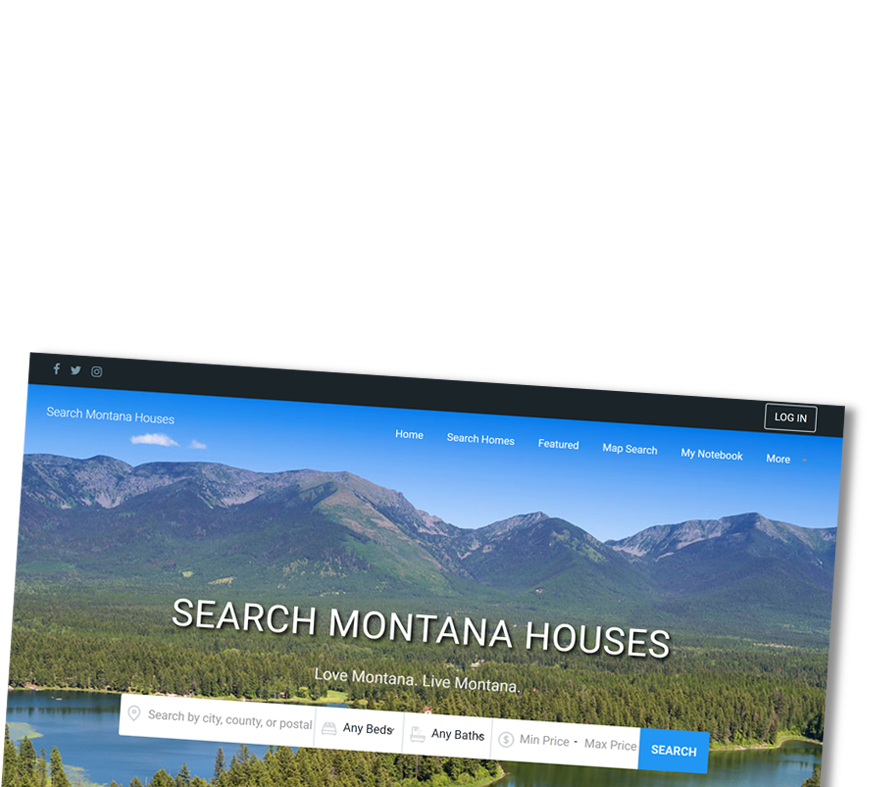 Search Montana Houses