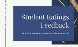 Student Course Ratings