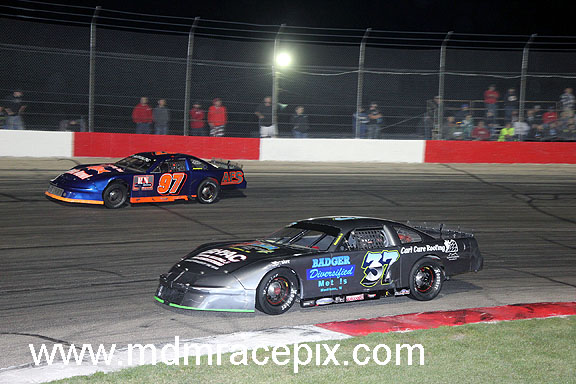 Reamer Reigns at Wisconsin's Action Track