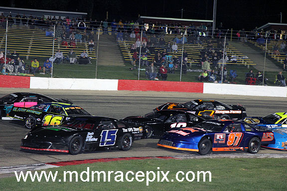 Rece Gets First Career Feature Win