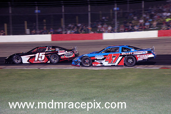 TUNDRA Super Late Models Invade Jefferson Speedway