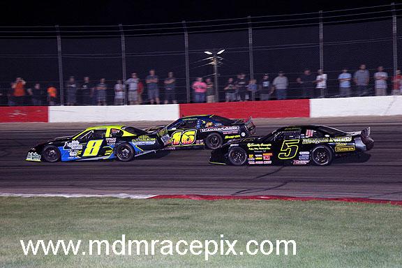Shaun Scheel Wins #2 at Jefferson Speedway