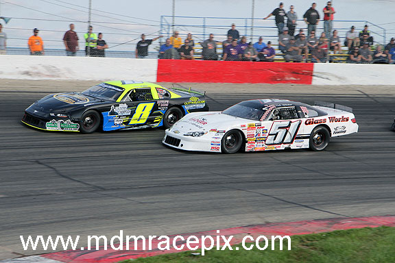 CHAMPIONS CROWNED AT WISCONSIN'S ACTION TRACK