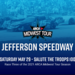 Midwest Tour At Jefferson Speedway 2021