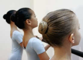 Ballerina Buns