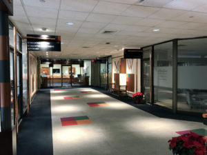 Left Hall
