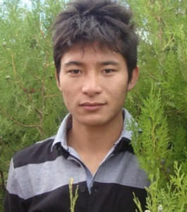 Dargye, who self-immolated in Lhasa in May, 2012.