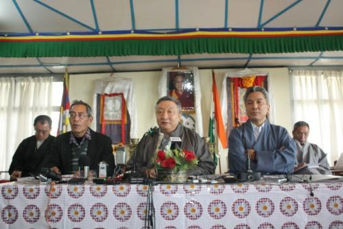 9th round of Sino-Tibetan dialouge
