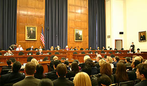 Hearing on State Departments's 2003 Annual Human Right's Report