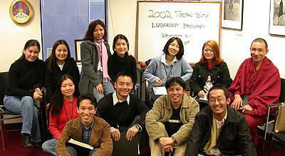 Tibetan Youth Leadership
