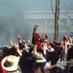 Tibetan Buddhist monk, Jampa Tenzin [Lhasa, Tibet, October 1, 1987]