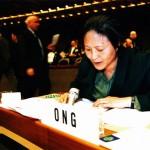 Tsering Jampa, Executive Director of ICT Europe [UN Human Rights Council, Geneva, Switzerland]