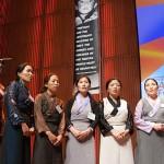 "The Tibetan ""singing nuns"" [Amsterdam, Netherlands]"