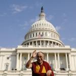 His Holiness the Dalai Lama [US Capitol, Washington, DC, October 18, 2007]