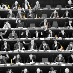 Meeting of the European Parliament [Plenary Chamber, Strasbourg, France, March 10, 2009]