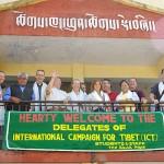 ICT visits Tibetan settlements in India [Tibetan Children's Village, Suja]