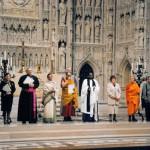 Interfaith Dialogue [Washington National Cathedral, Washington, DC, 1997]