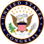 US Congress seal