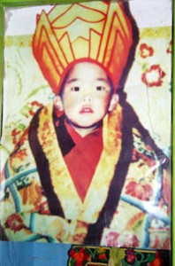 The 11th Panchen Lama