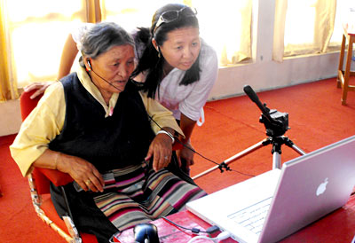 Tibetan Oral History Project