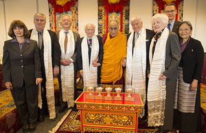 International Campaign for Tibet's Light of Truth award