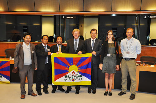Tibet Intergroup