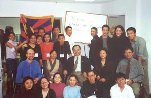 2001 Tibetan Youth Leadership Program