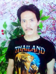 Shichung, who set fire to himself and died on September 28, 2013.