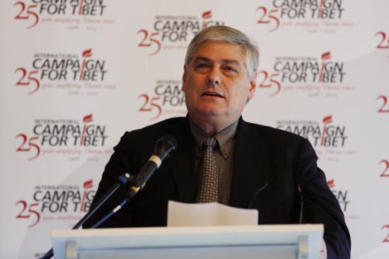 ICT Light of Truth Award ceremony - Robert Ford (Wilder Tayler)