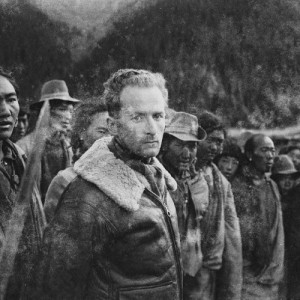 Robert Ford upon capture by Chinese troops in 1950.