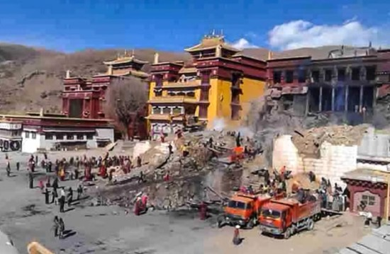 Ganden Thubten Choekhorling monastery