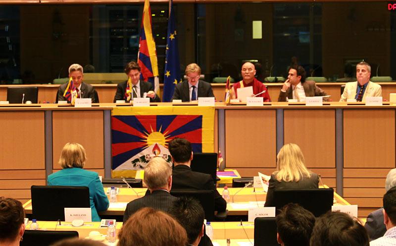 European Parliament's Tibet Intergroup