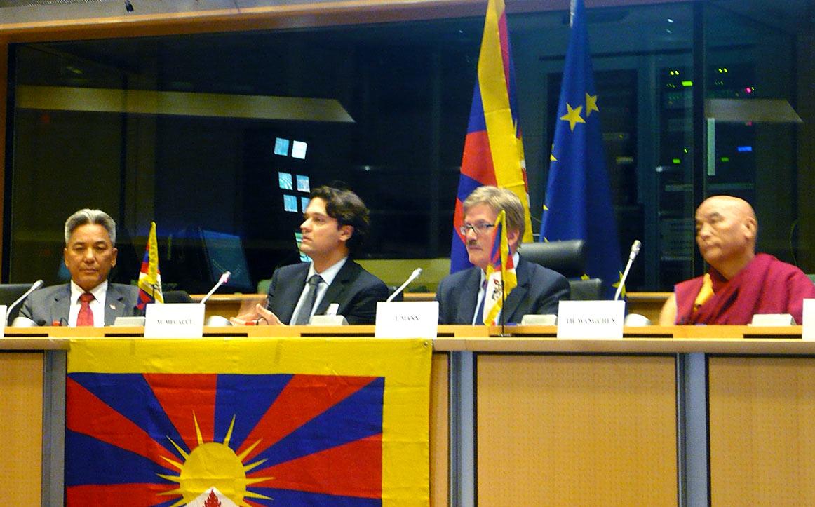 Tibet Intergroup meeting