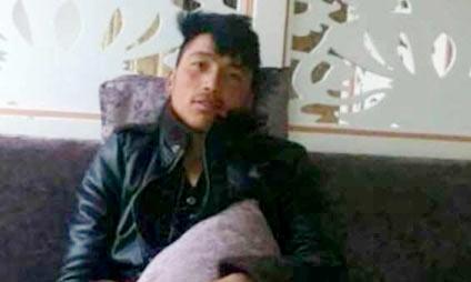 Thrinley Namgyal