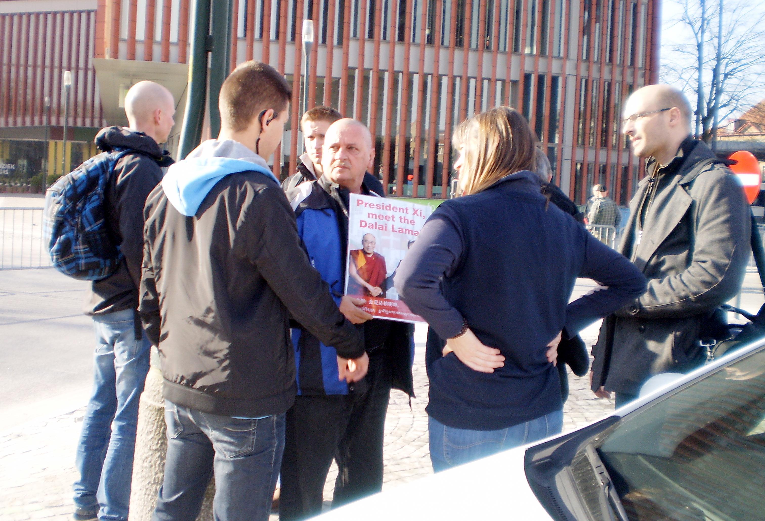 Bruges arrest