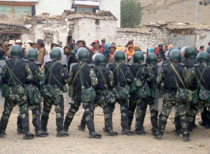 Chinese Peoples Armed Police