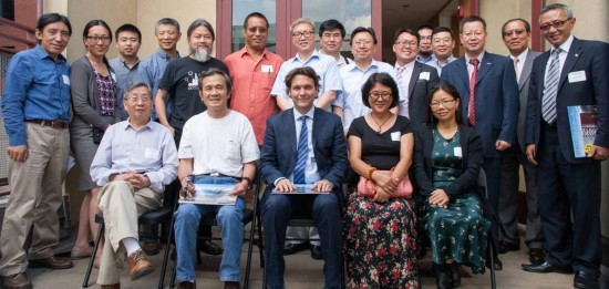 July 17 2014 Chinese Meeting Group Pic