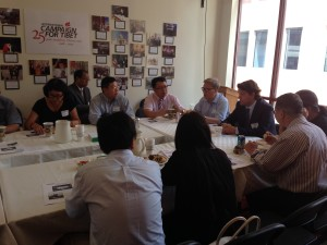 MM July 2014 Chinese Roundtable