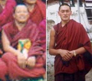 Lobsang Tsundue and Lobsang Dargye