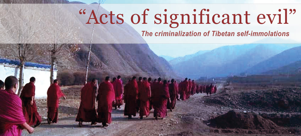 Acts of significant evil