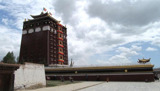 Tsoe's Milarepa Lhakang