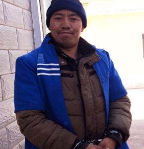 Khenpo Karma Tsewang