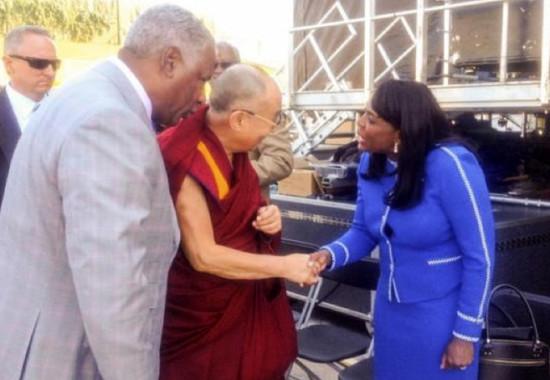 Dalai Lama Terri Sewell