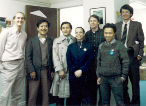 ICT staff